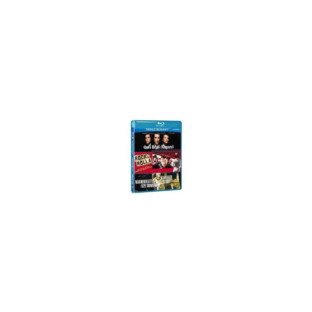 Gangsters Collection (3 Blu Ray)