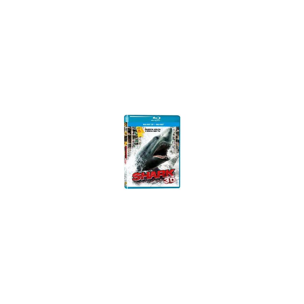 Shark (Blu Ray 3D + 2D)