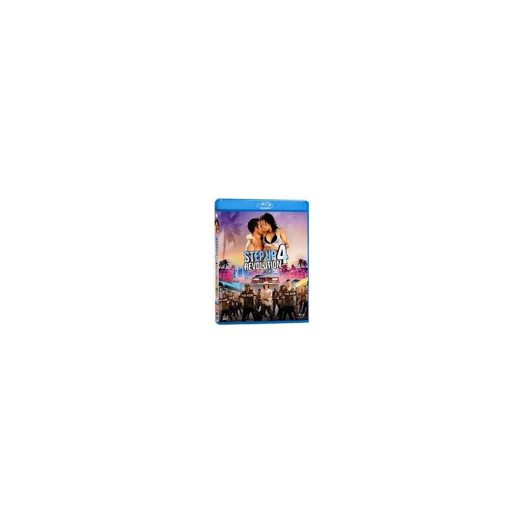 Step Up 4 - Revolution (Blu Ray 3D + 2D)