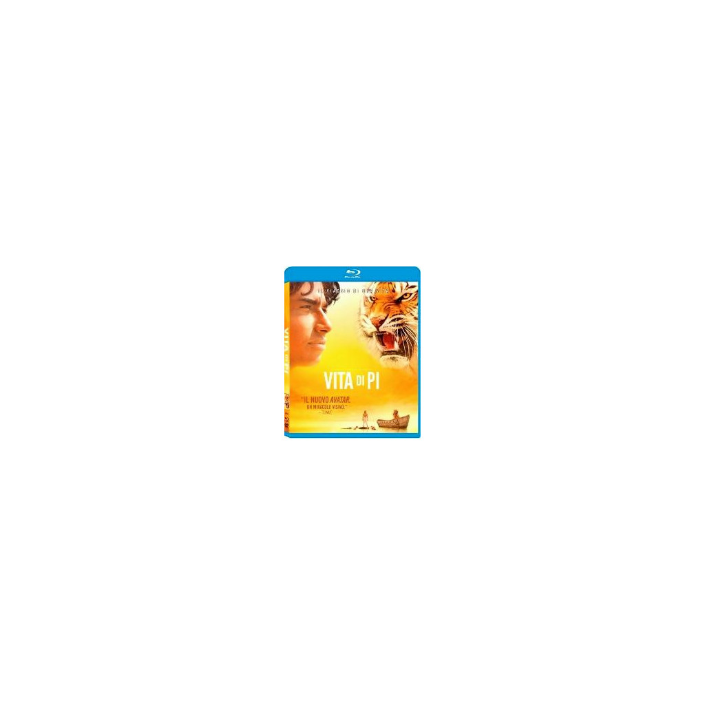Vita Di Pi (Blu Ray)