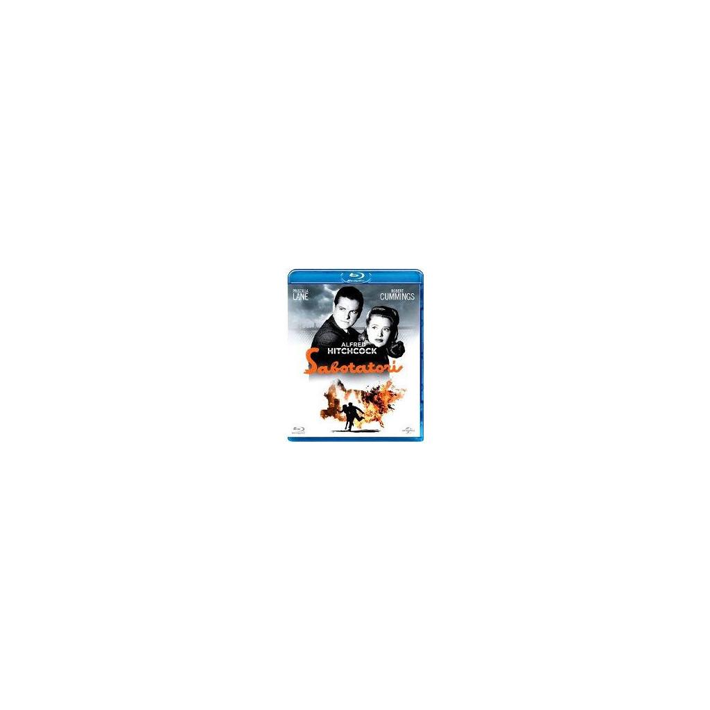 Sabotatori (Blu Ray)