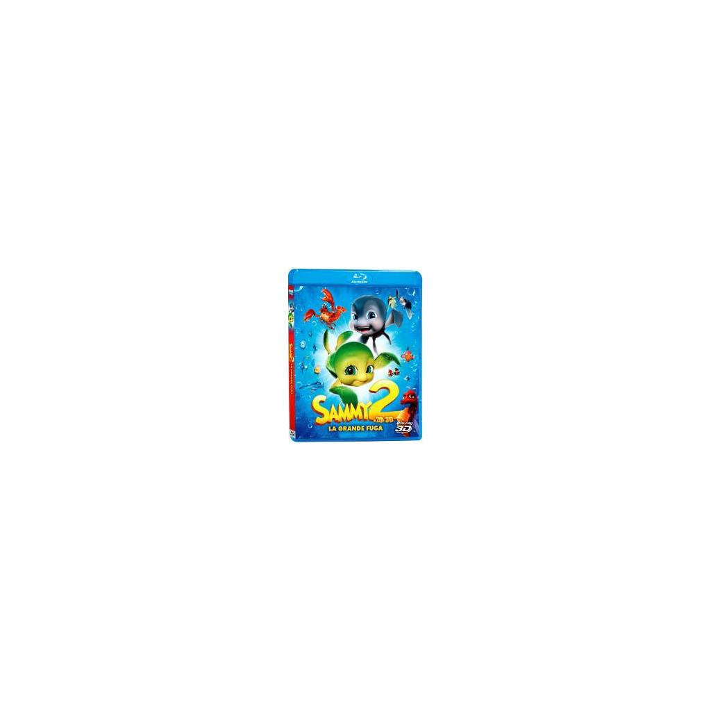 Sammy 2 - La Grande Fuga (Blu Ray 3D...