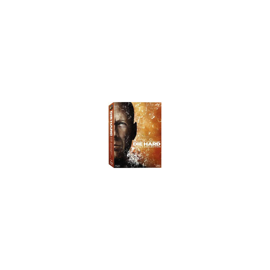 Die Hard Legacy Collection (4 Blu Ray...