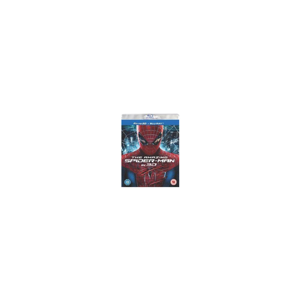 The Amazing Spider Man (Blu Ray 3D + 2D)