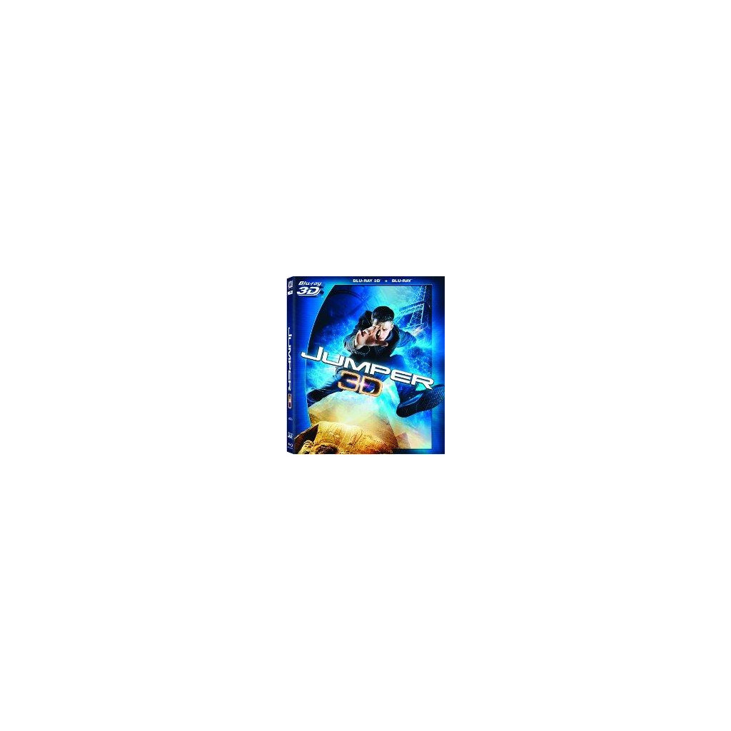 Jumper (Blu Ray 3D)
