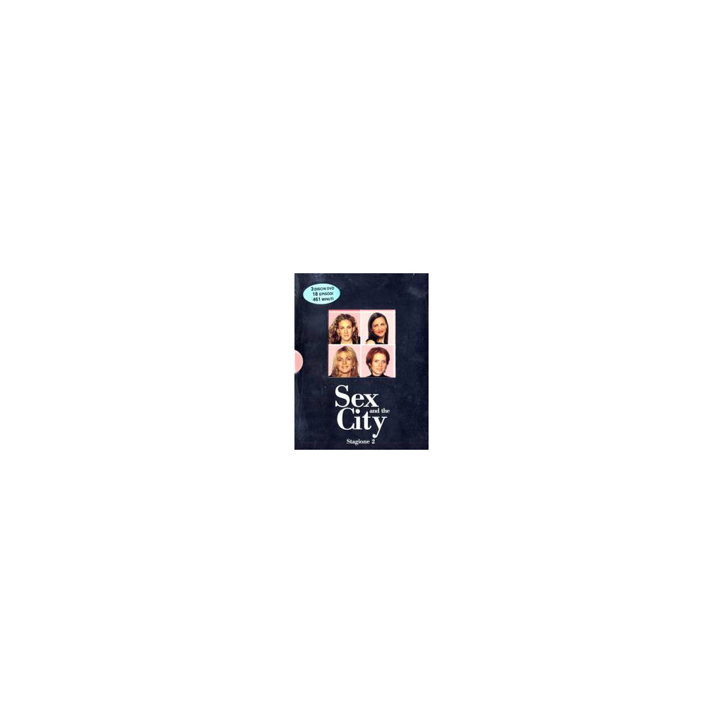 Sex and the City (3 dvd) - Stagione 2
