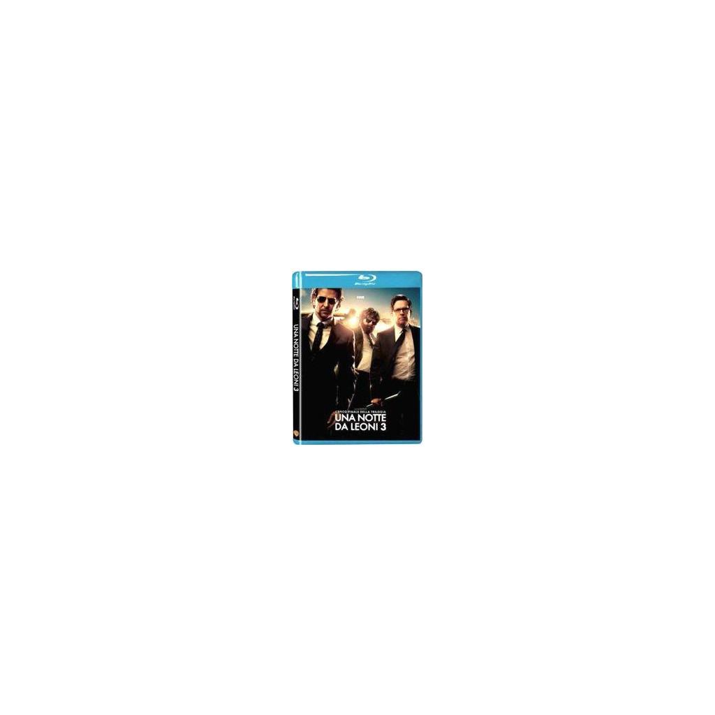 Una Notte Da Leoni 3 (Blu Ray + Copia...