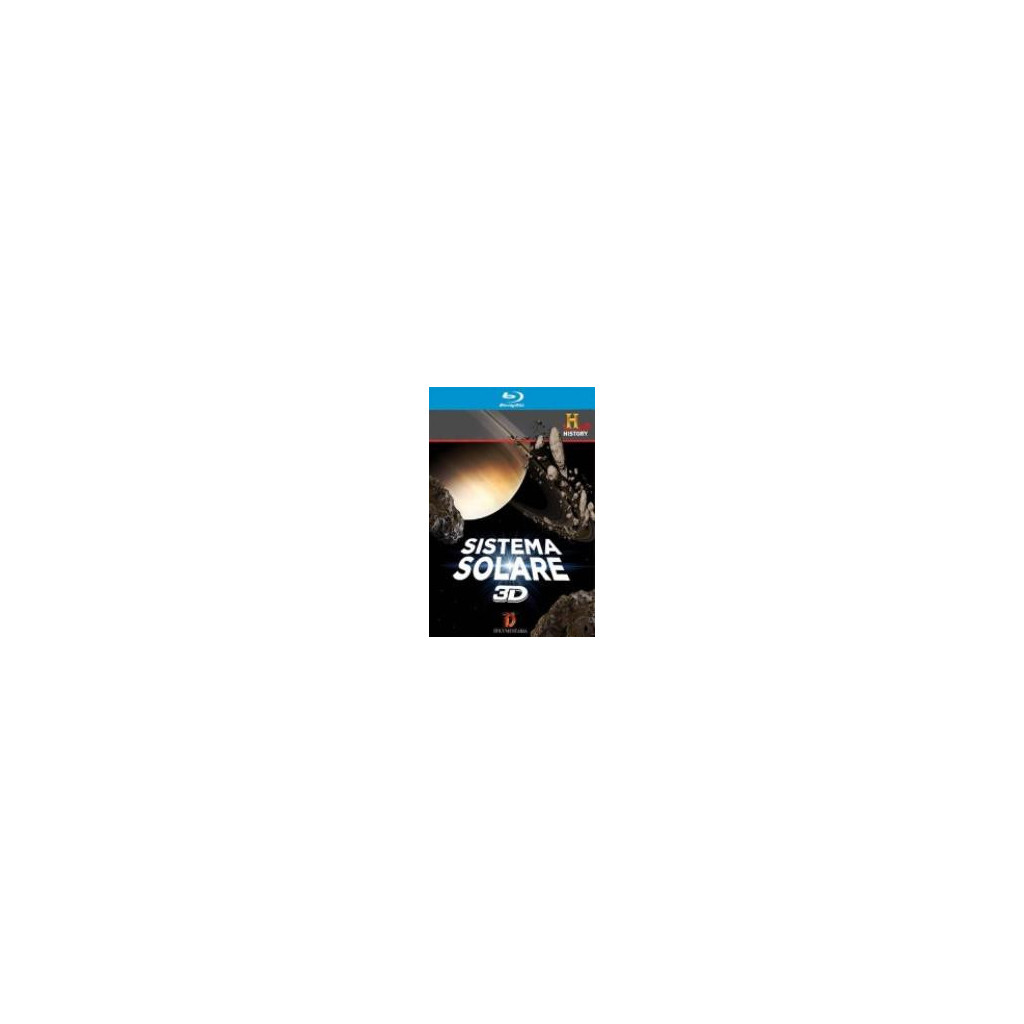 Sistema Solare (Blu Ray 3D)