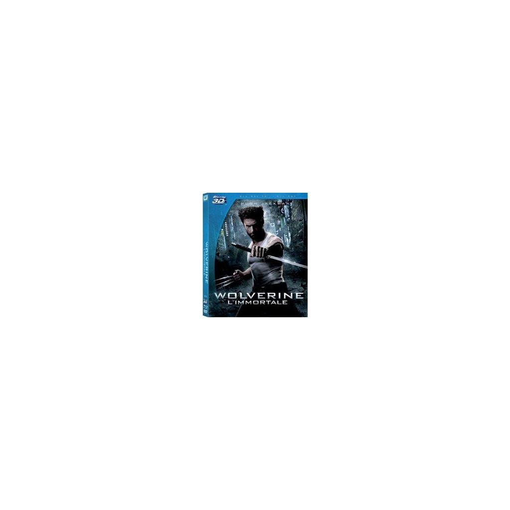 Wolverine - L'Immortale (Blu Ray 3D +...