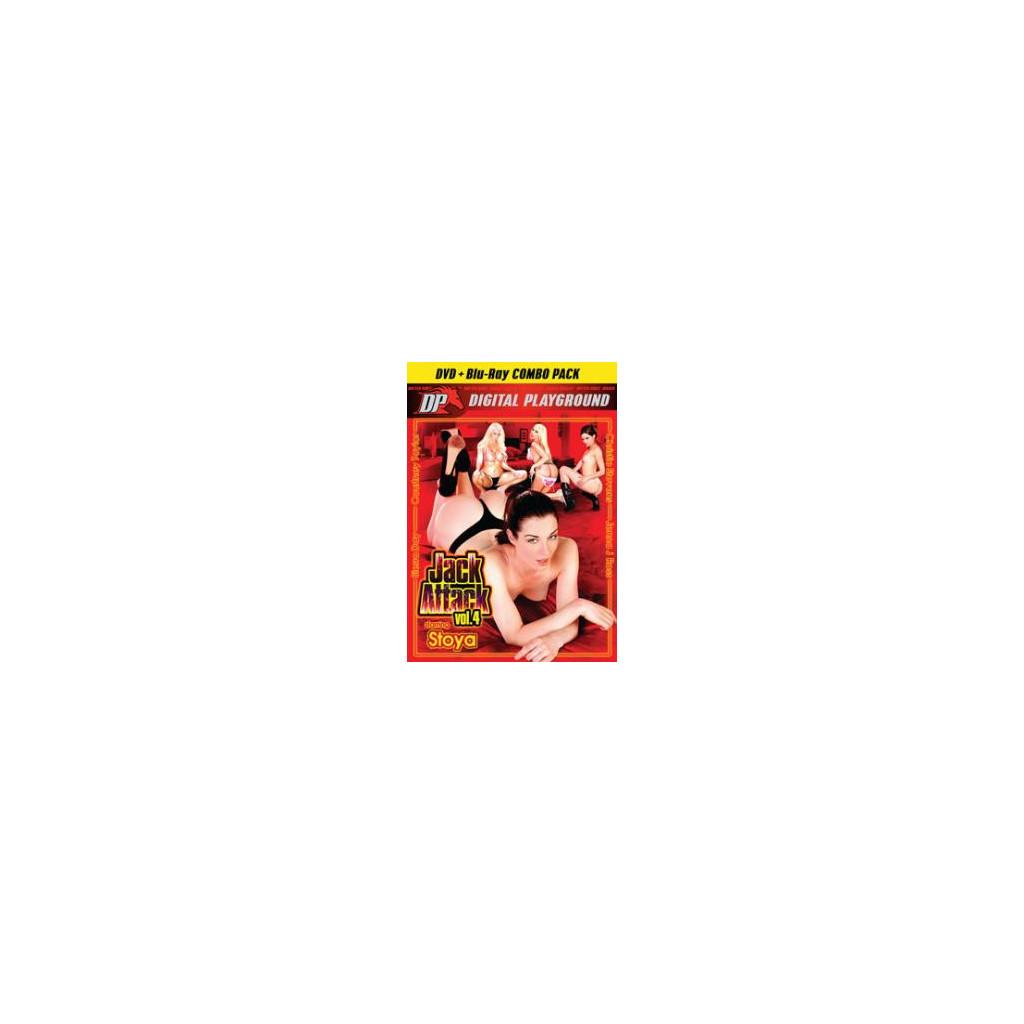 Jack Attack vol. 4 (Blu Ray + Dvd)