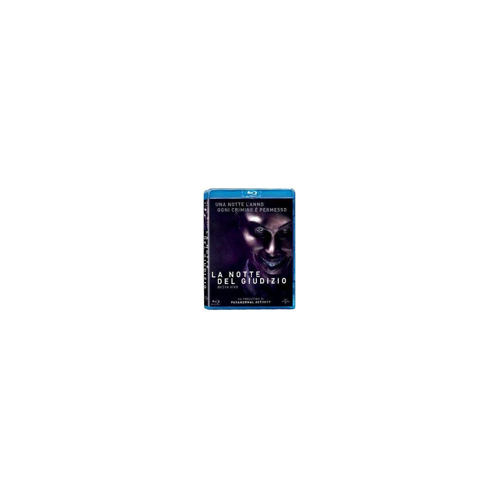 La Notte Del Giudizio (Blu Ray)