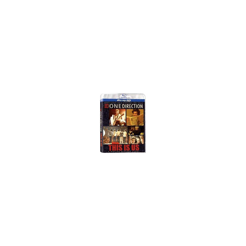 One Direction - This Is Us (Blu Ray...