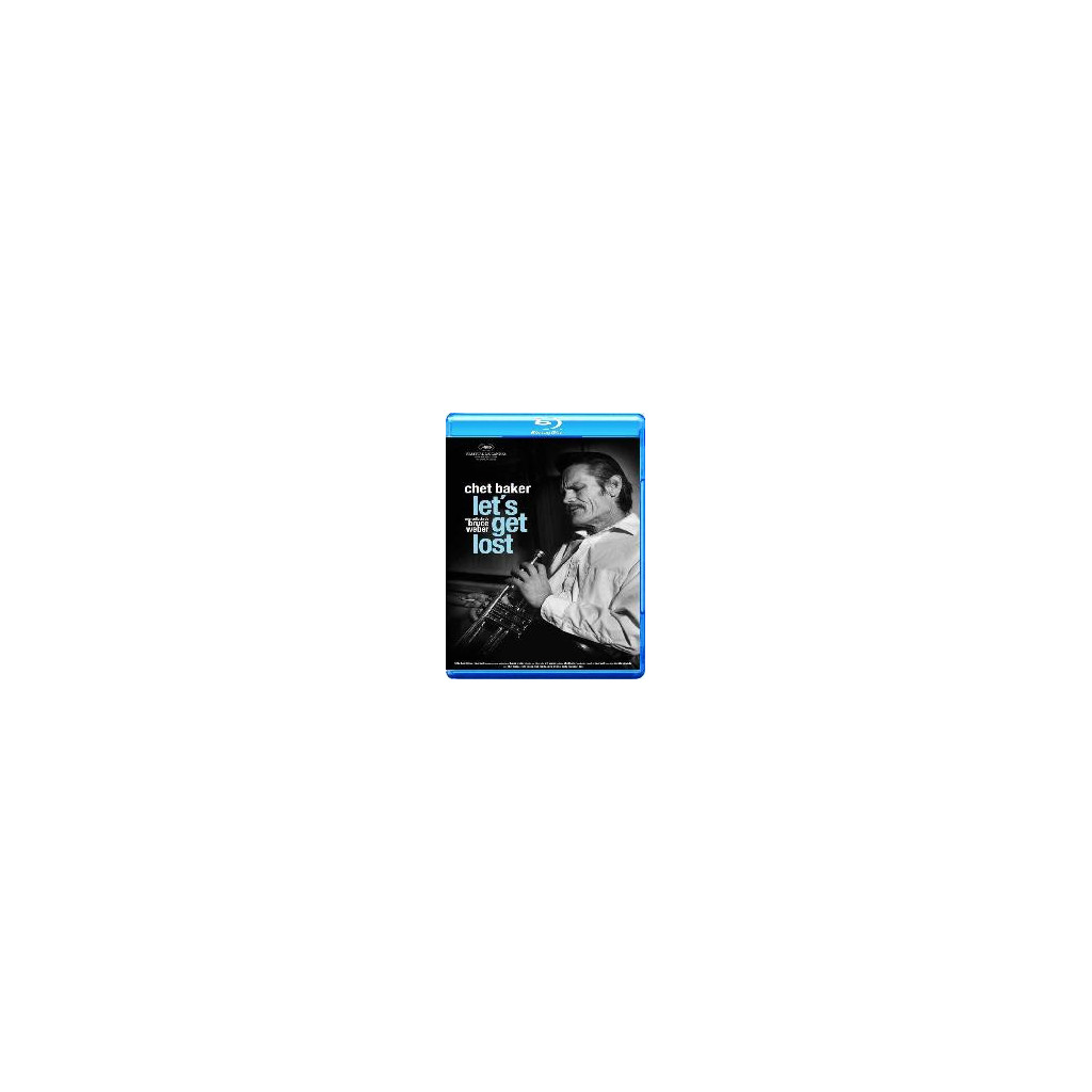 Let's Get Lost (Blu Ray)