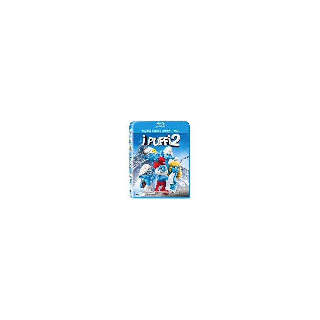 I Puffi 2 (Blu Ray + Dvd)