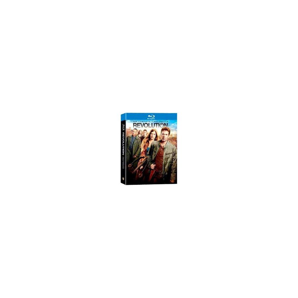 Revolution - Stagione 1 (4 Blu Ray)