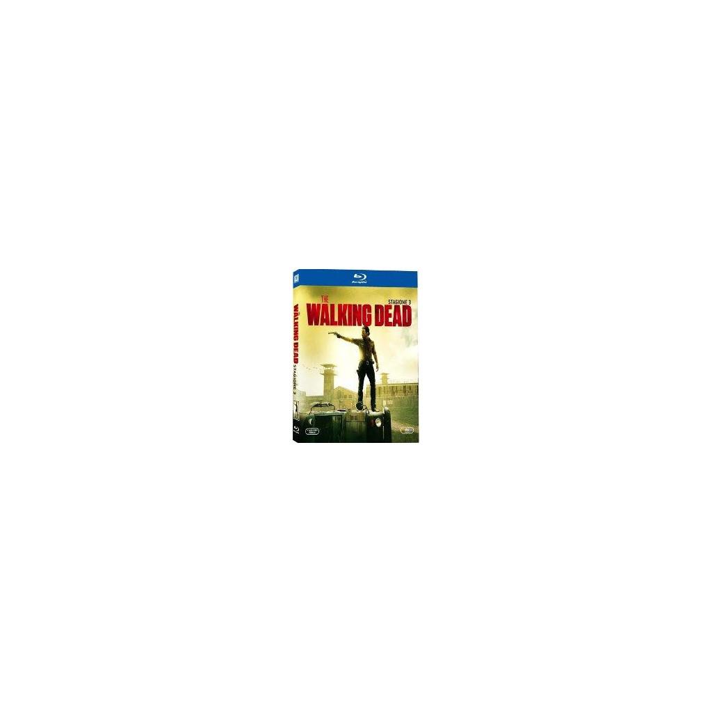 The Walking Dead - Stagione 3 (5 Blu...