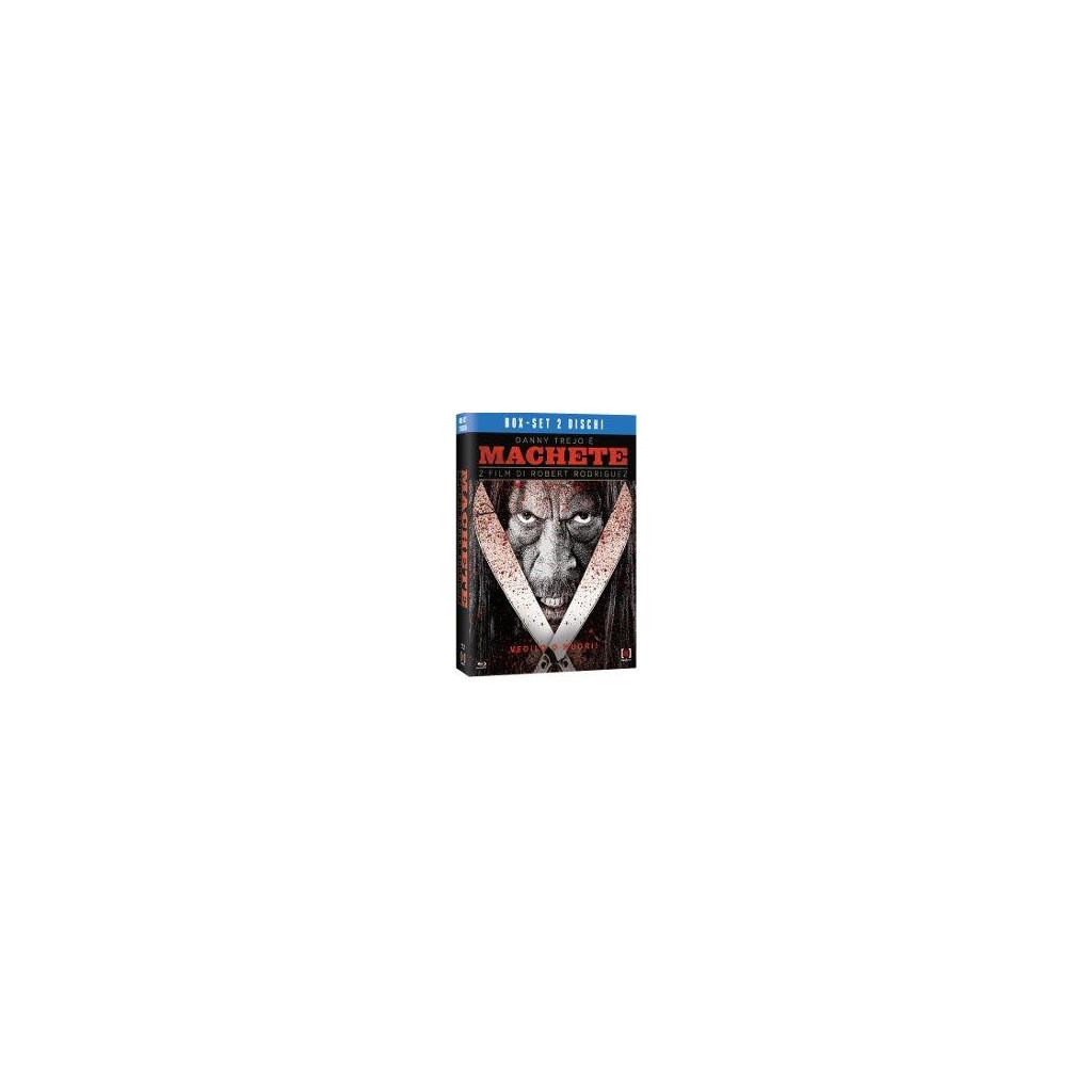 Machete / Machete Kills (2 Blu Ray)