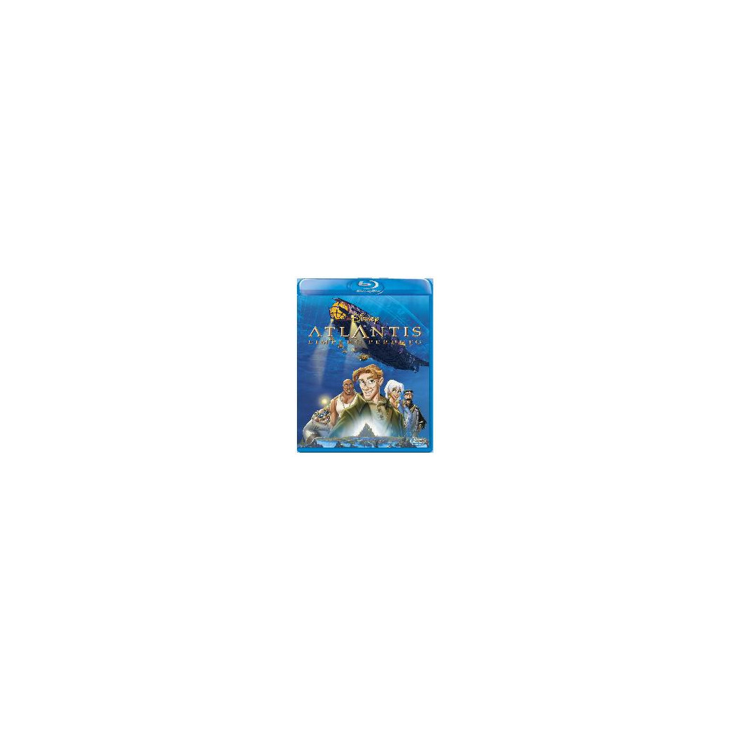 Atlantis - L'Impero Perduto (Blu Ray)