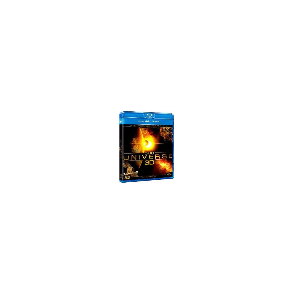 Our Universe (Blu Ray 3D + Blu Ray)