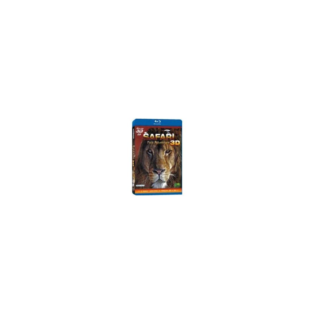 Safari Park Adventure (Blu Ray 3D + 2D)