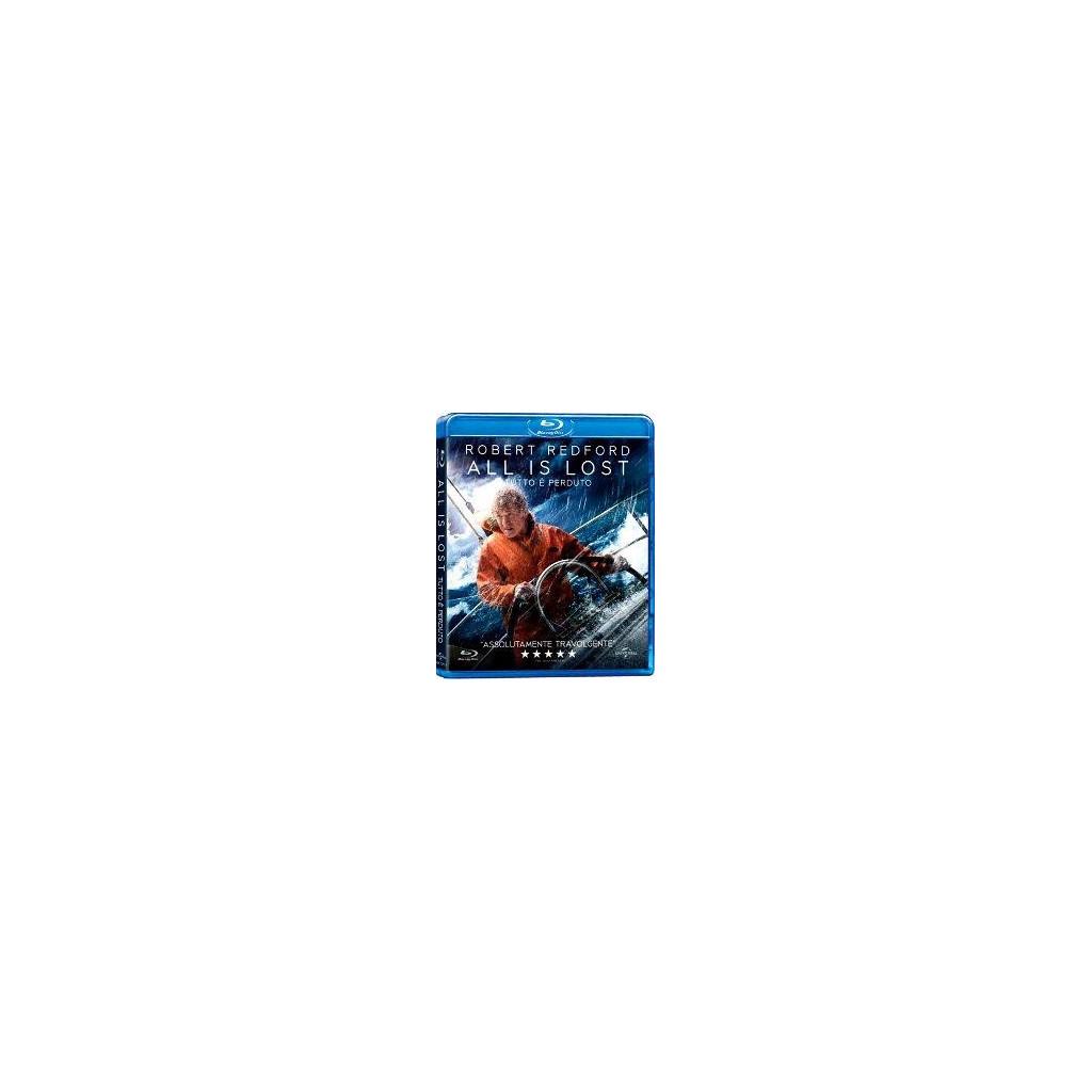 All Is Lost - Tutto è Perduto (Blu Ray)