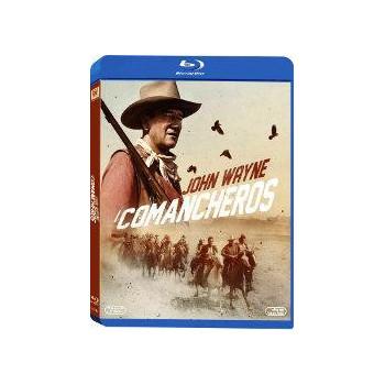I Comancheros (Blu Ray)
