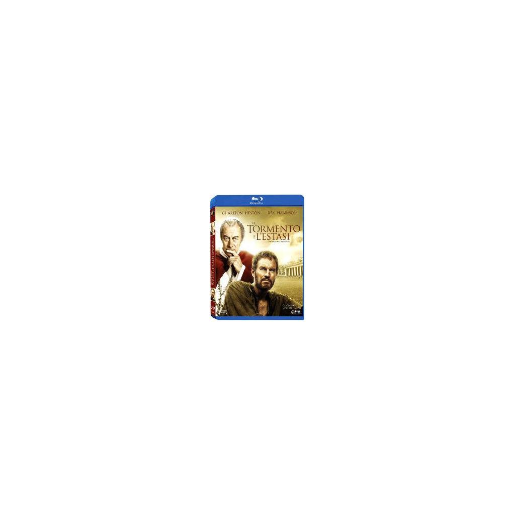 Il Tormento e L'estasi (Blu Ray)