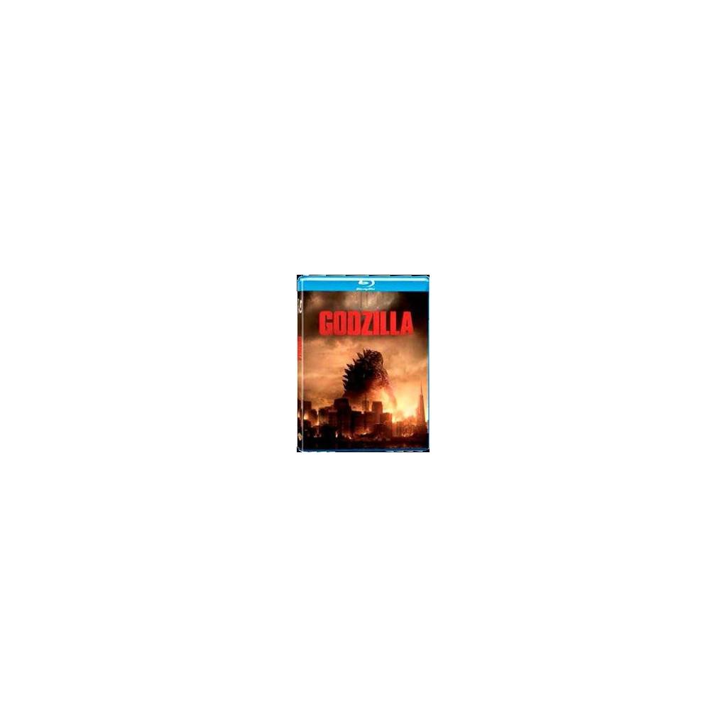 Godzilla (2014) (Blu Ray)