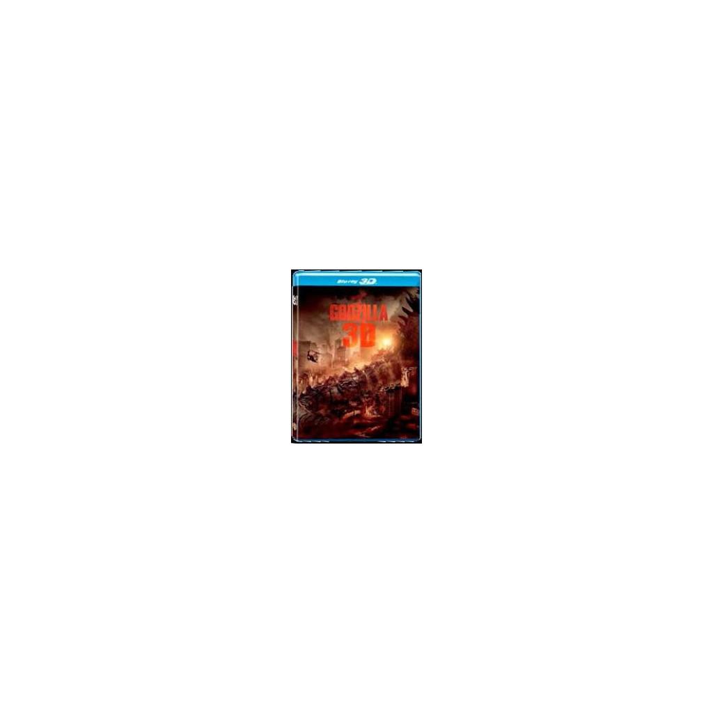 Godzilla (2014) (Blu Ray 3D + Blu Ray)