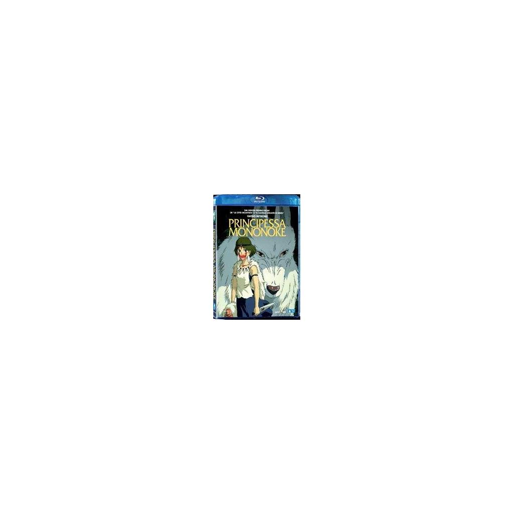 Principessa Mononoke (Blu Ray)