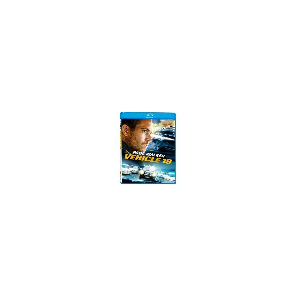 Vehicle 19 (Blu Ray)