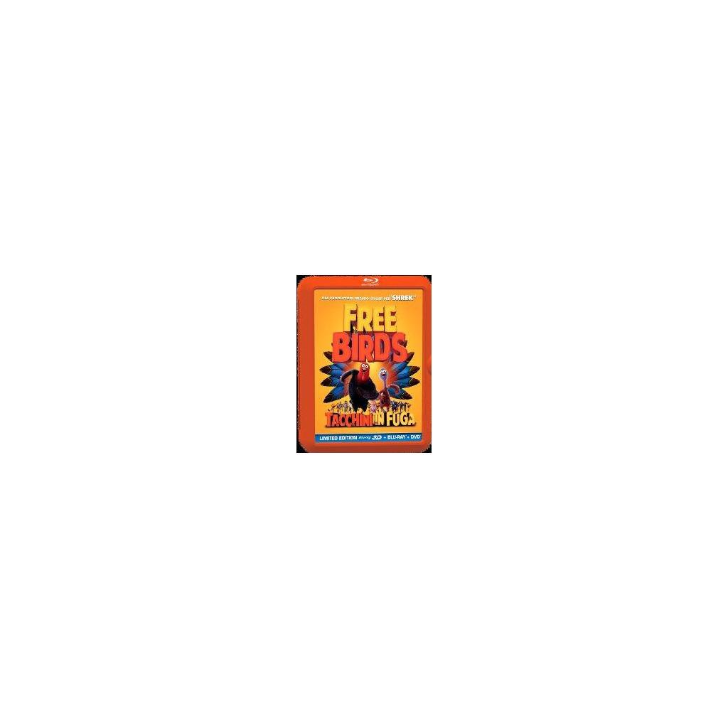 Free Birds - Tacchini In Fuga (Blu...
