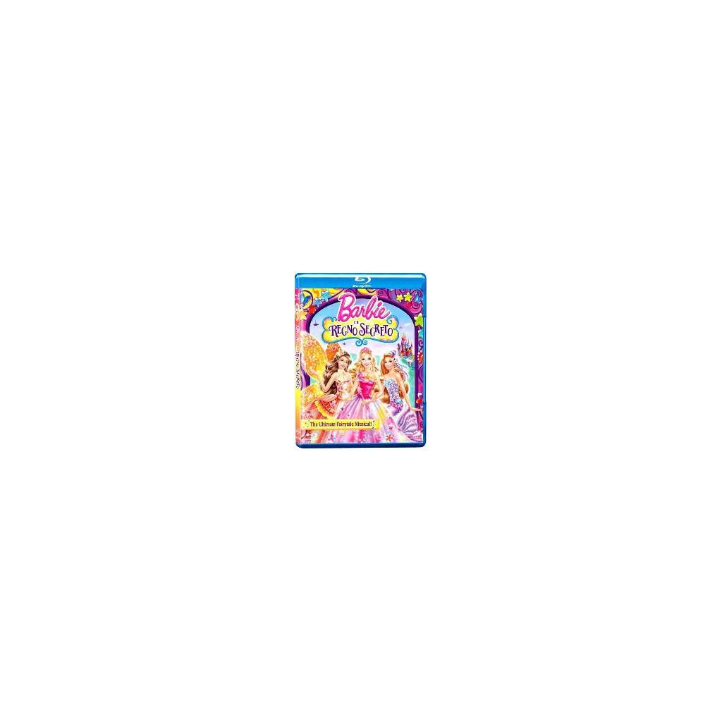 Barbie E Il Regno Segreto (Blu Ray)