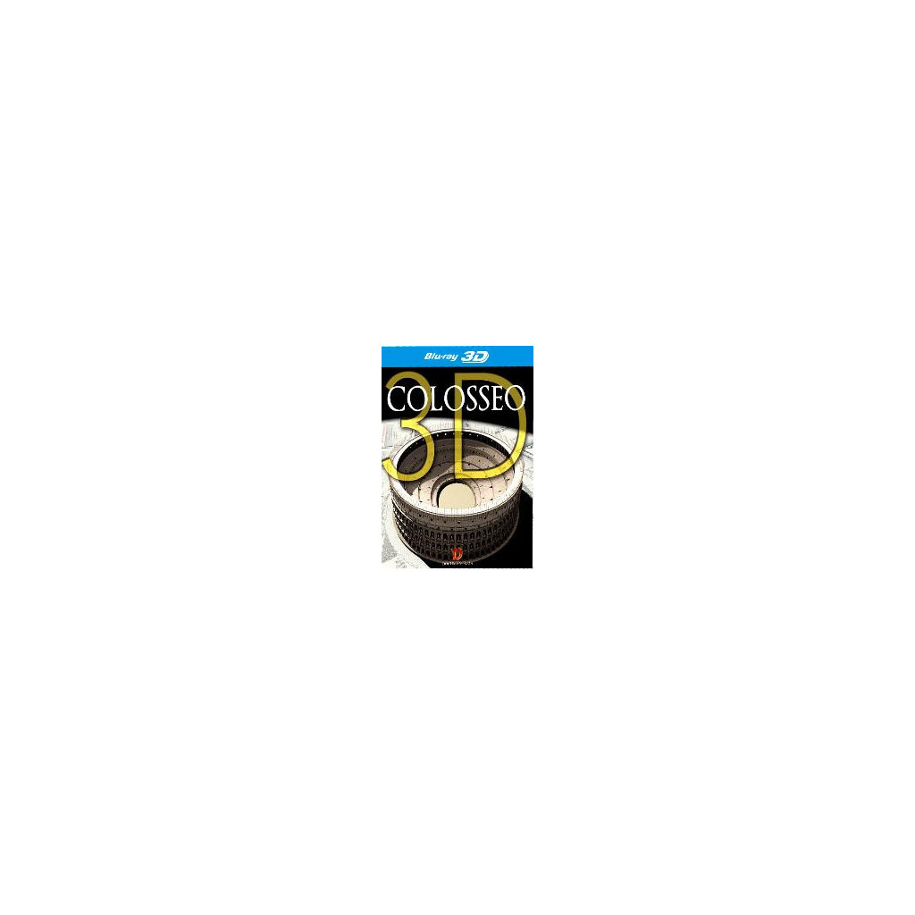 Colosseo 3D (Blu Ray 3D)
