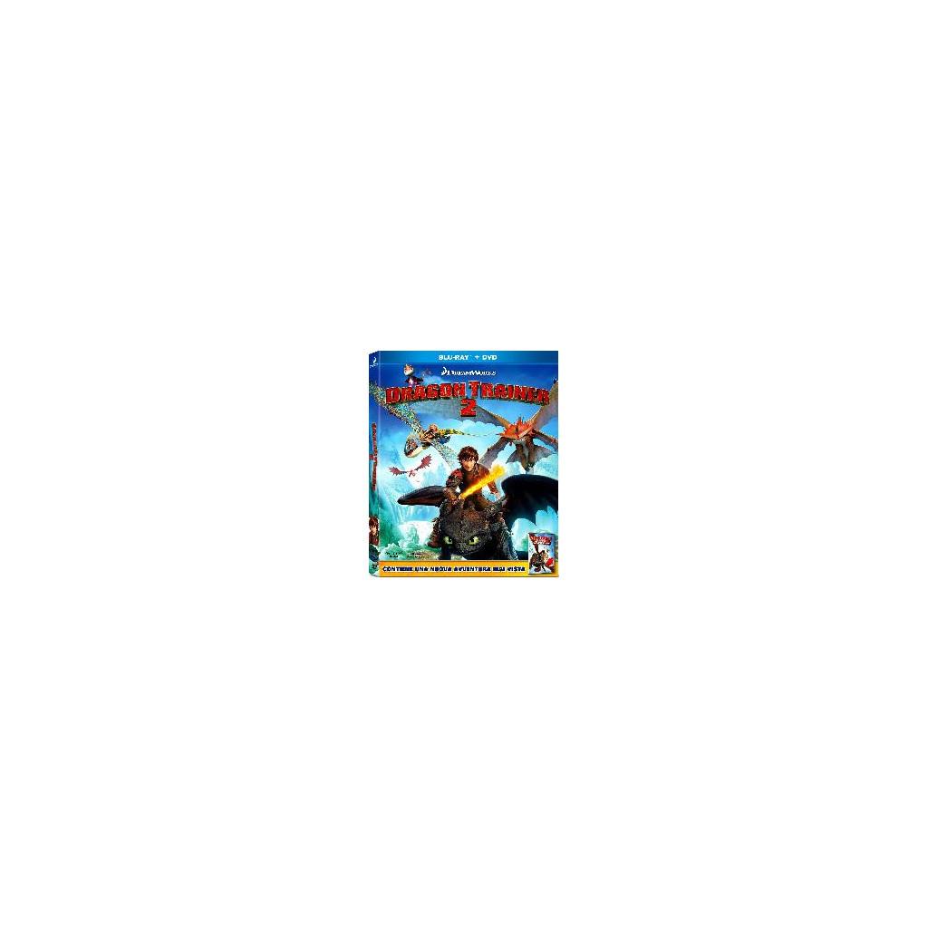 Dragon Trainer 2 (Blu Ray)