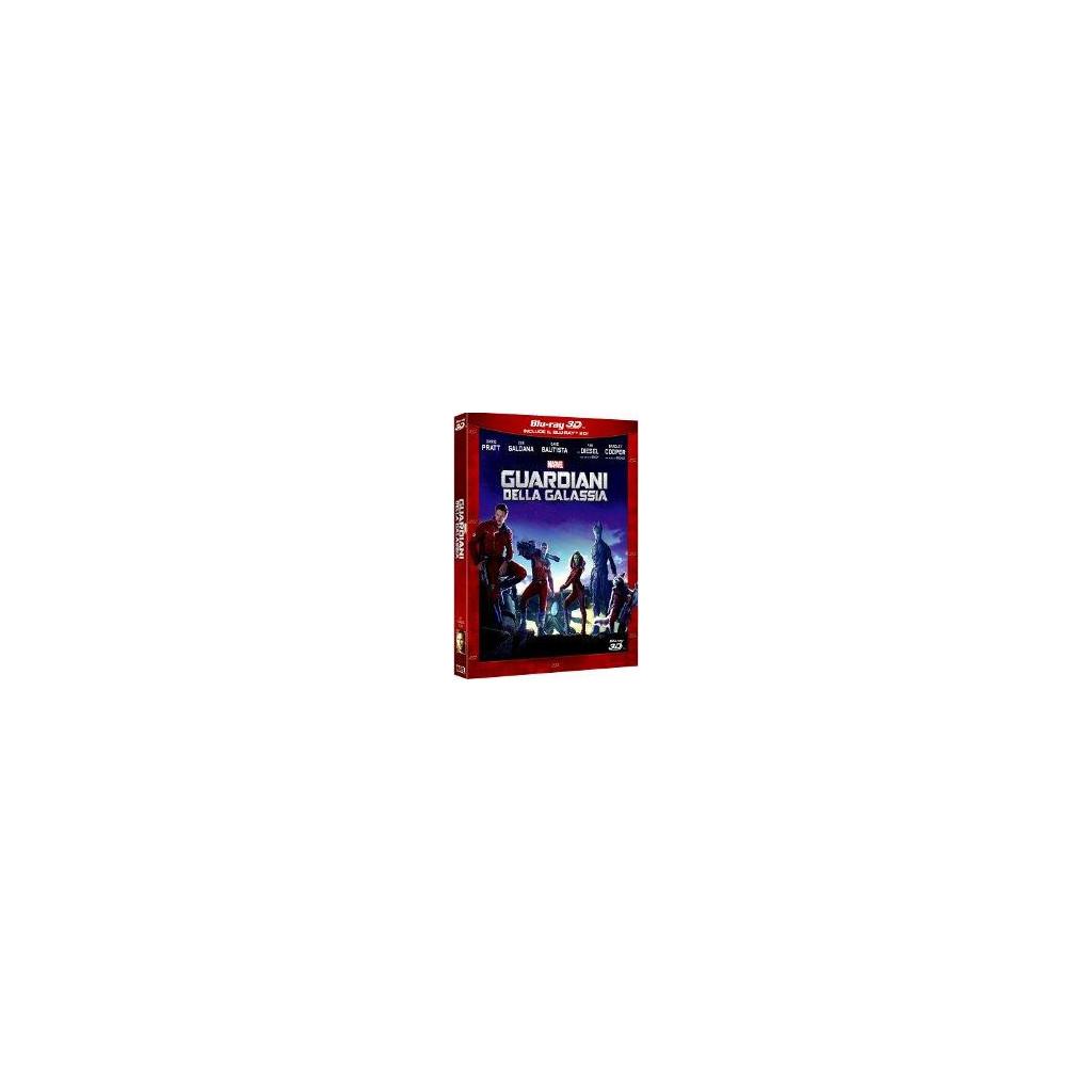 Guardiani Della Galassia (Blu Ray 3D...