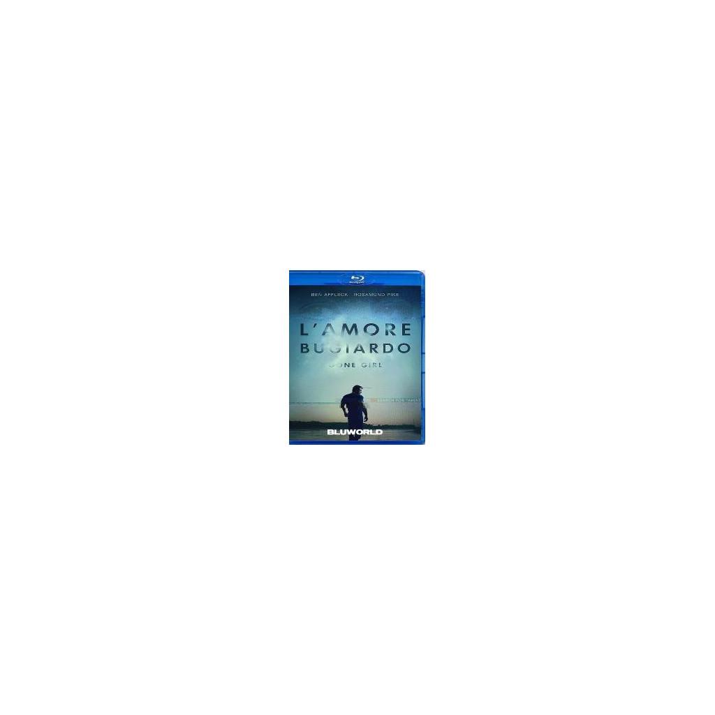 L'Amore Bugiardo - Gone Girl (Blu Ray)
