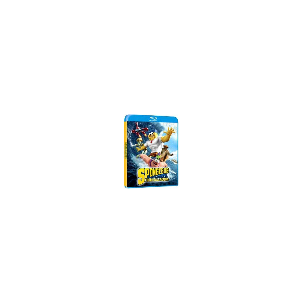 Spongebob - Fuori Dall'Acqua (Blu Ray...