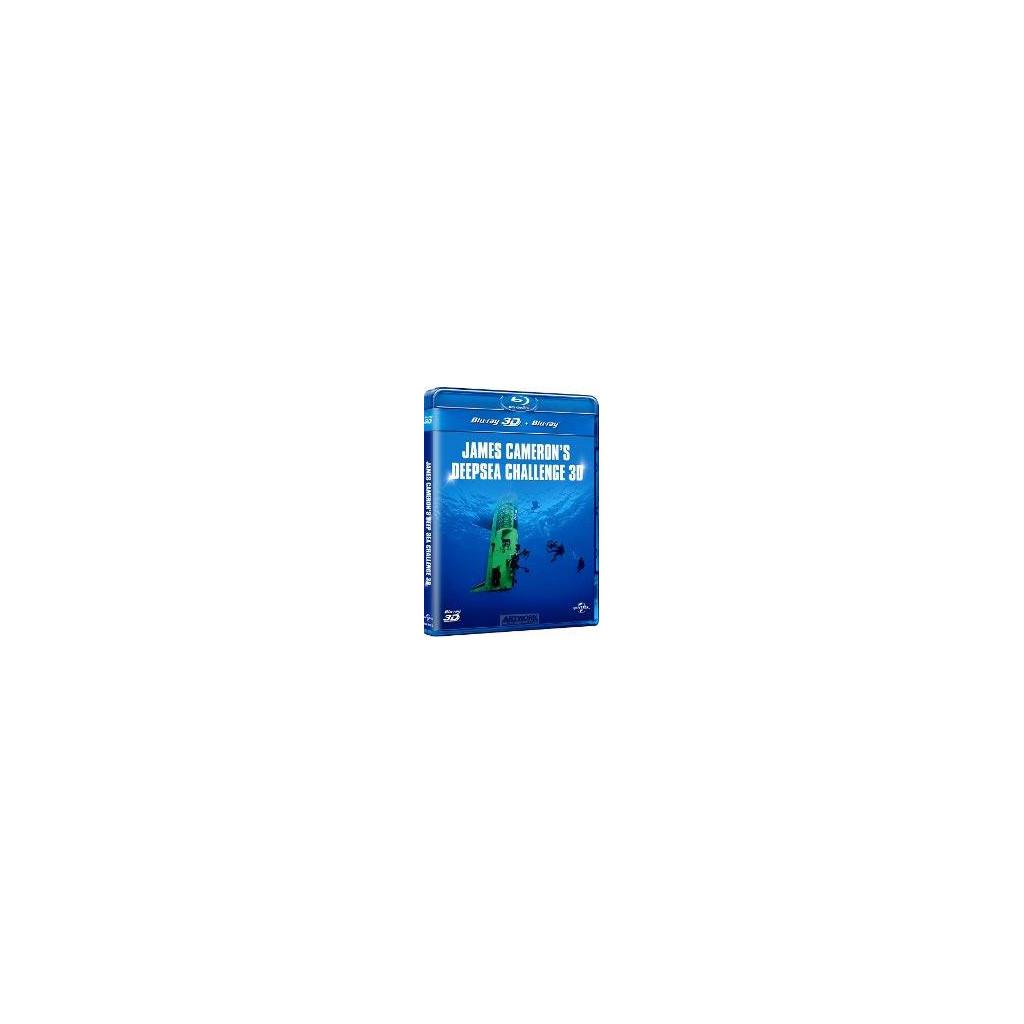 Deep Sea Challenge - James Cameron...