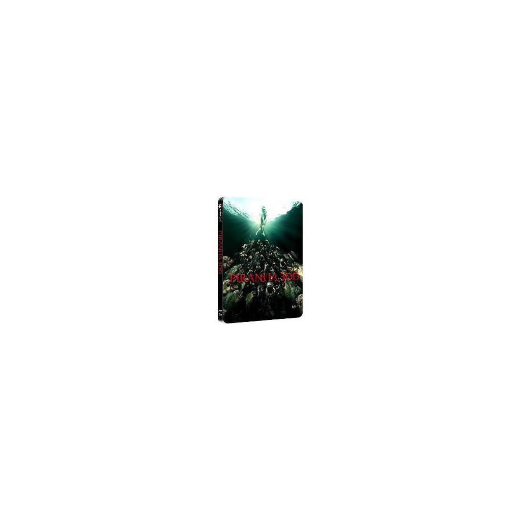Piranha 3DD (Blu Ray 3D + Blu Ray)