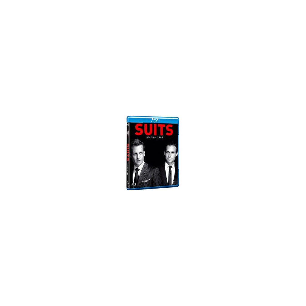 Suits - Stagione 3 (4 Blu Ray)