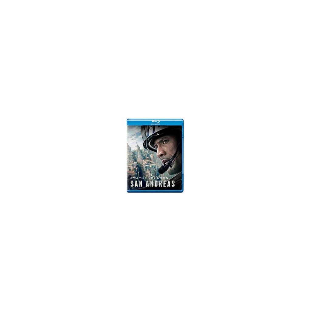 San Andreas (Blu Ray)