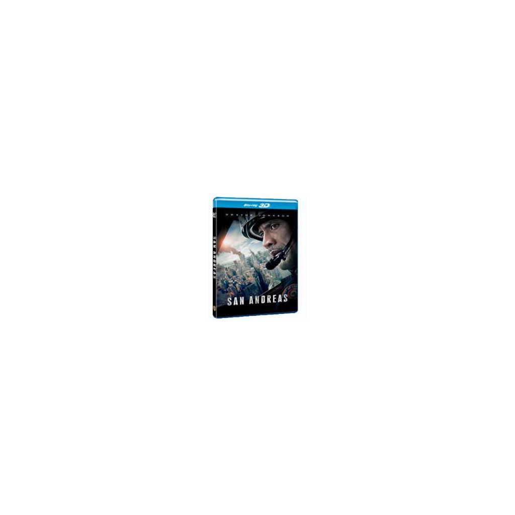 San Andreas (Blu Ray 3D + Blu Ray)