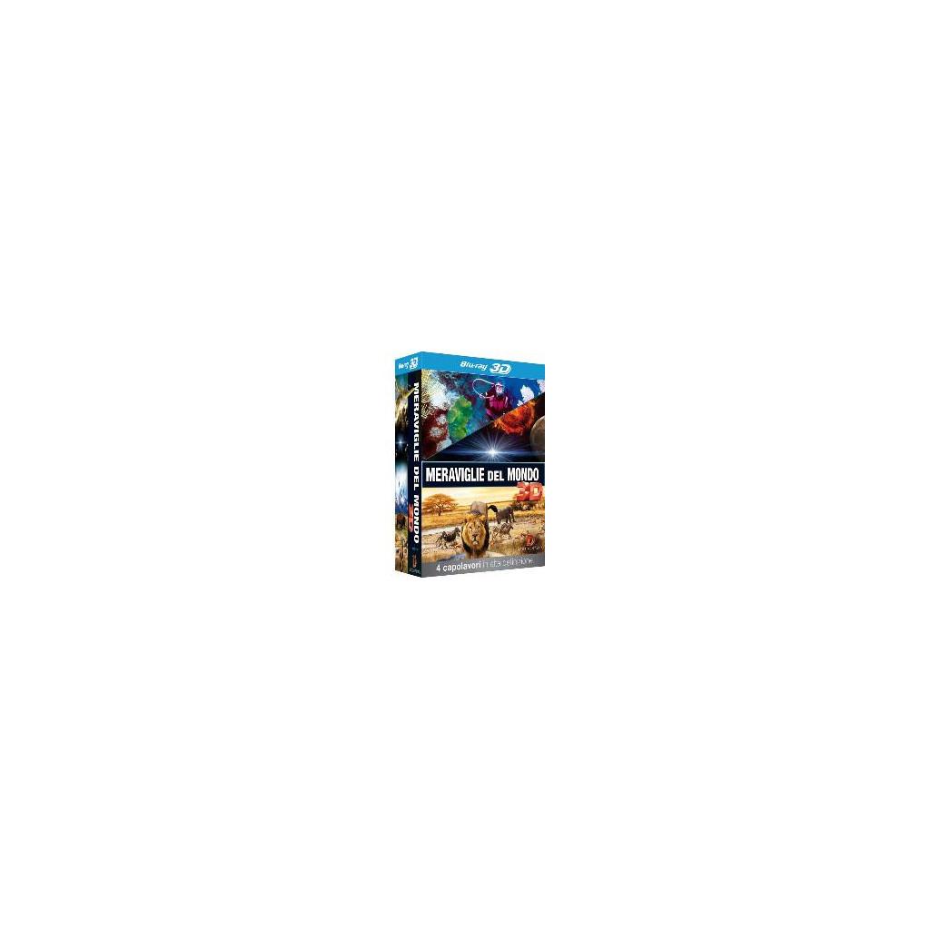 Meraviglie Del Mondo (4 Blu Ray 3D)