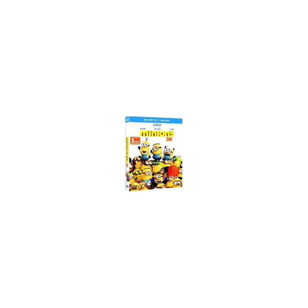 Minions (Blu Ray 3D+ Blu Ray)