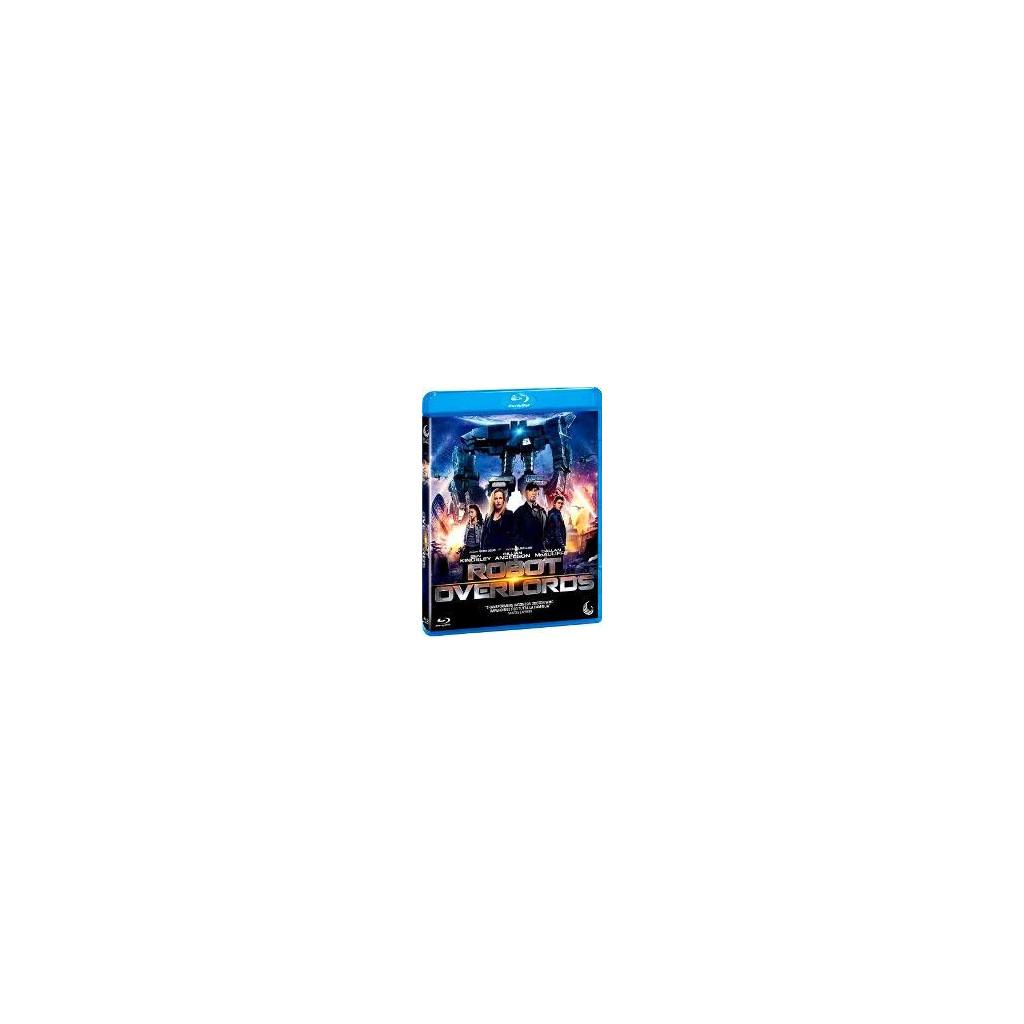 Robot Overlords (Blu Ray)