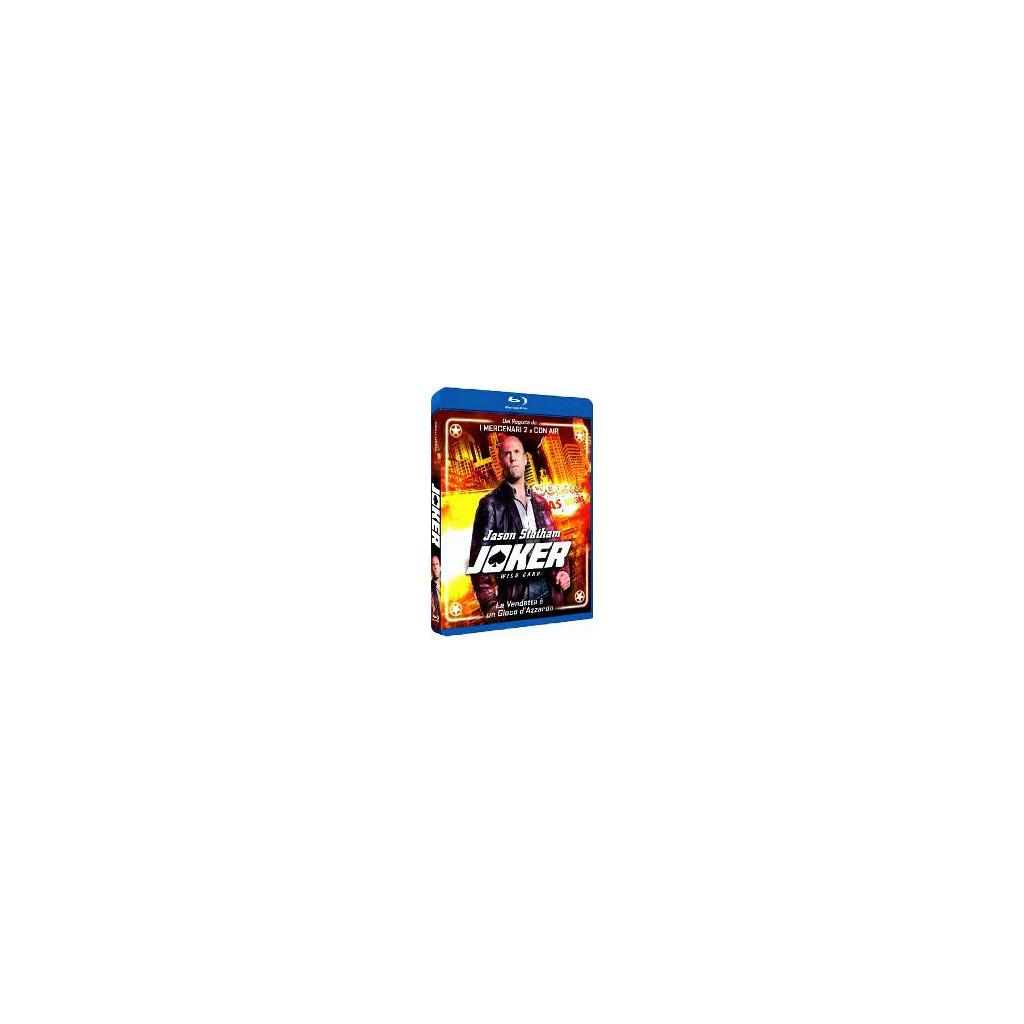 Joker - Wild Card (Blu Ray) - BLU RAY vendita online
