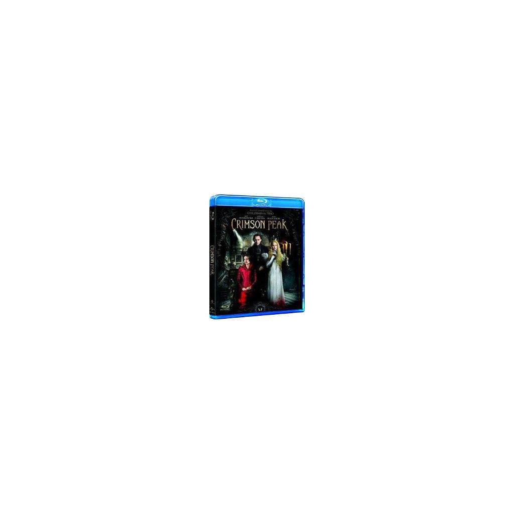 Crimson Peak (Blu Ray)