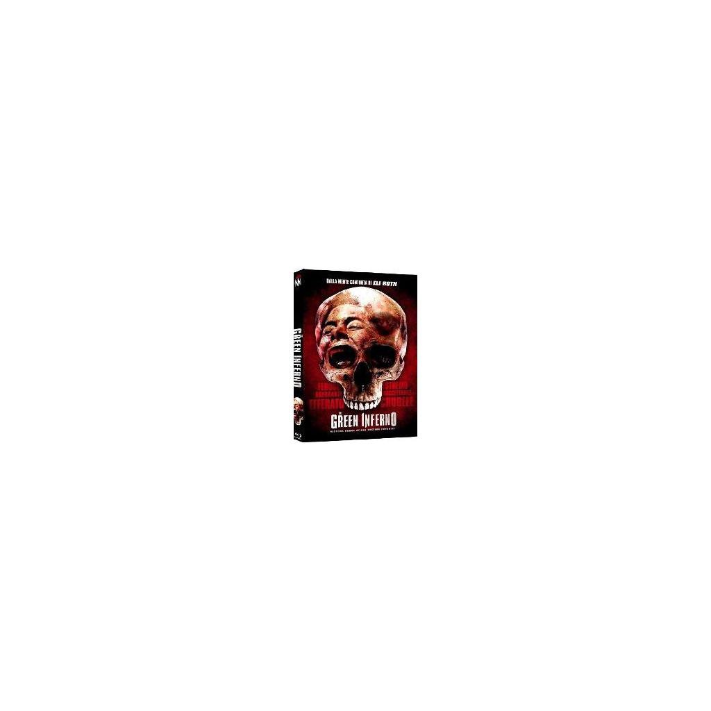The Green Inferno - Cut Version (Blu...