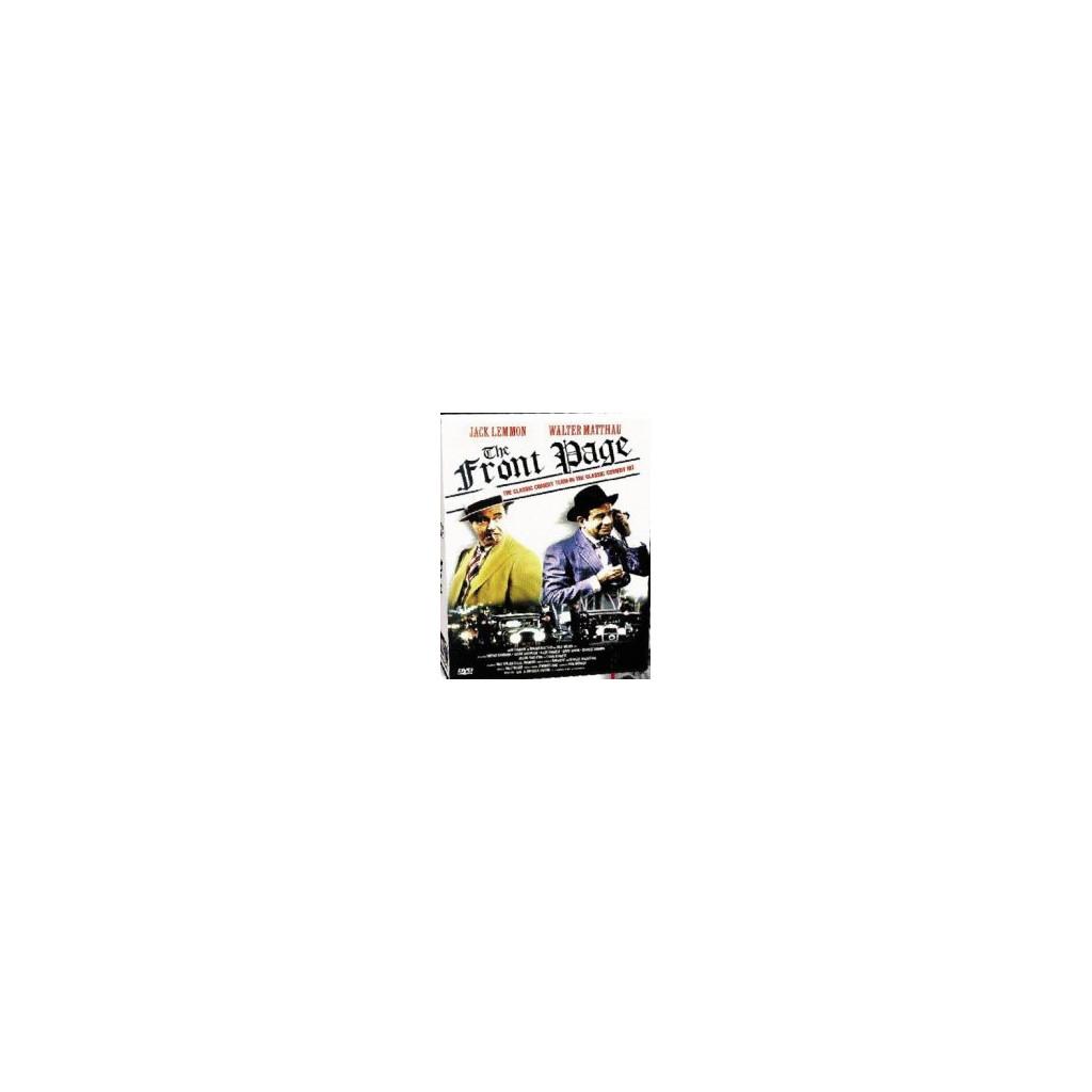 Prima Pagina (Blu Ray)